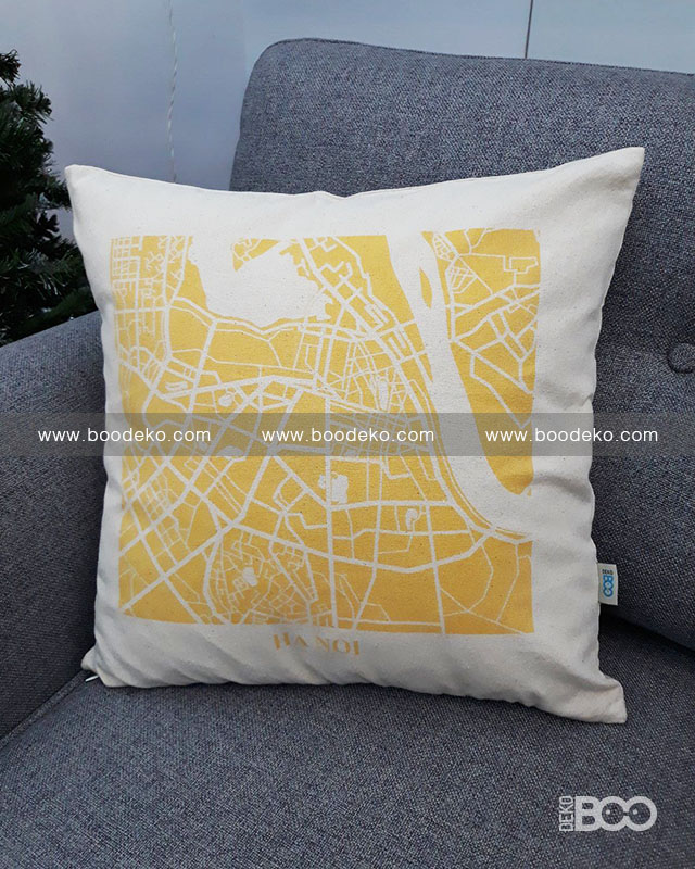 Hanoi Cushion Cover