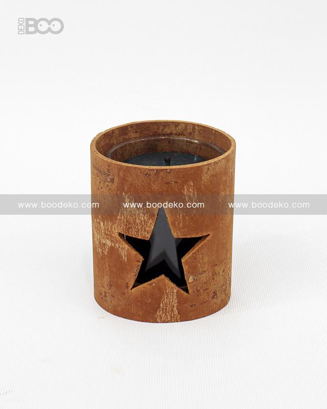 Cylinder Candle Holder