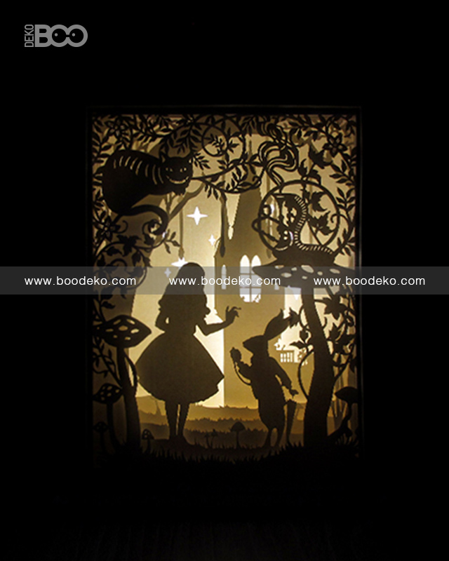 Fairy lamp – Alice