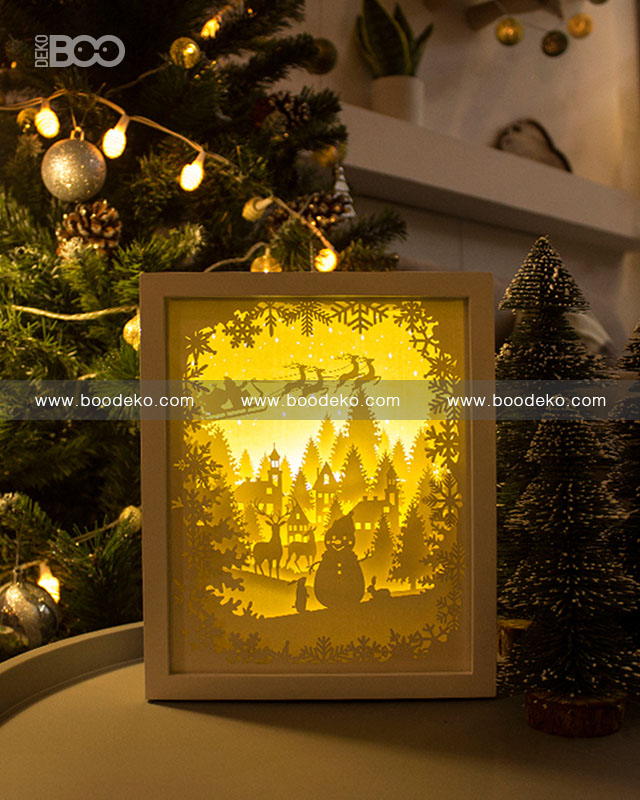 Fairy lamp- Noel