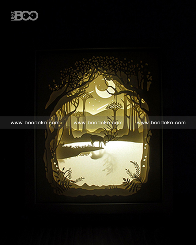Fairy lamp – Forest