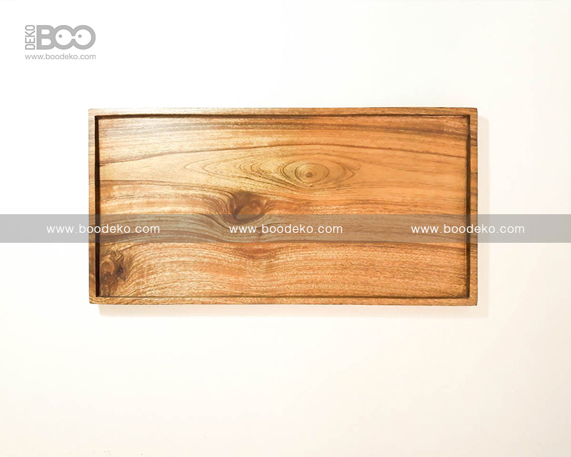 Rectangle Summer Tray